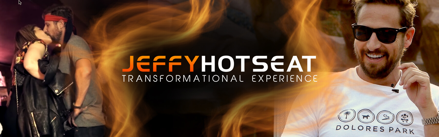 Jeffy Hot Seat Transformational Experience